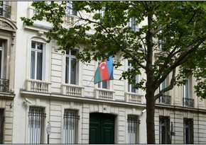 Azerbaijani embassy addresses French government
