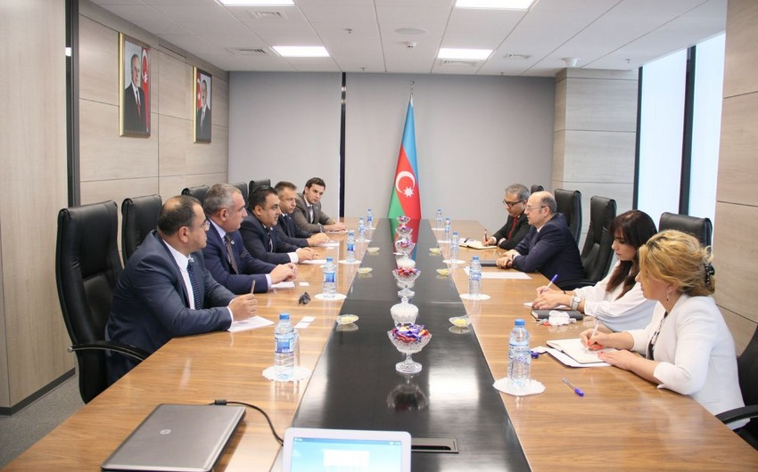 Ministry of Energy and Caspian European Club create permanent working group