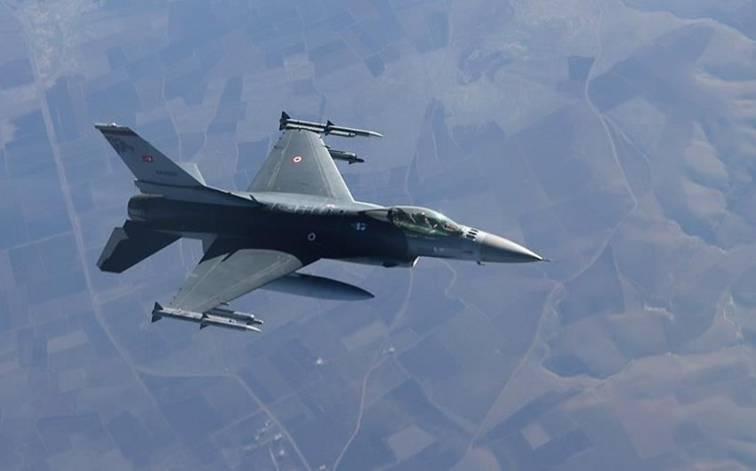 Турецкая авиация уничтожила 7 террористов на севере Ирака