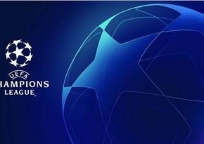 Лига чемпионов: Состоятся заключительные матчи III тура