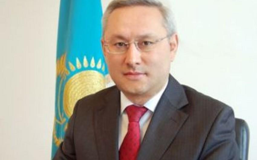 Kazakh Ambassador: Azerbaijan will hold high-level upcoming major sporting events perfectly too