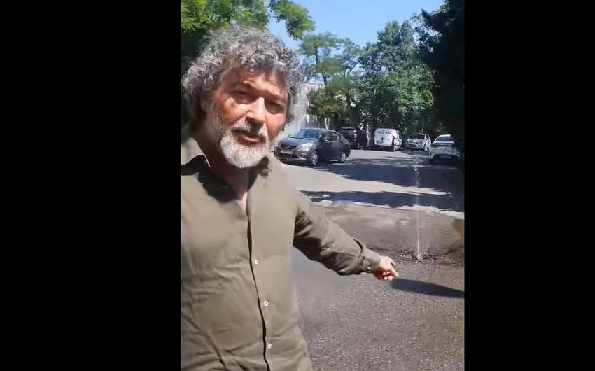 """""""Azərsu"""" Şahbaz Xuduoğlunun qaldırdığı məsələyə reaksiya verib"""