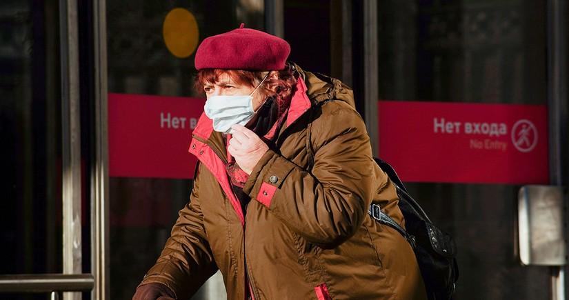 Moskvada koronavirus tüğyan edir, yaşlılardan küçəyə çıxmamaq istənilib