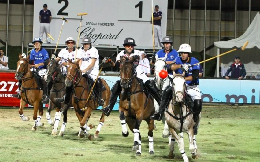Polo üzrə Avropa Çempionatı Bakıda keçiriləcək