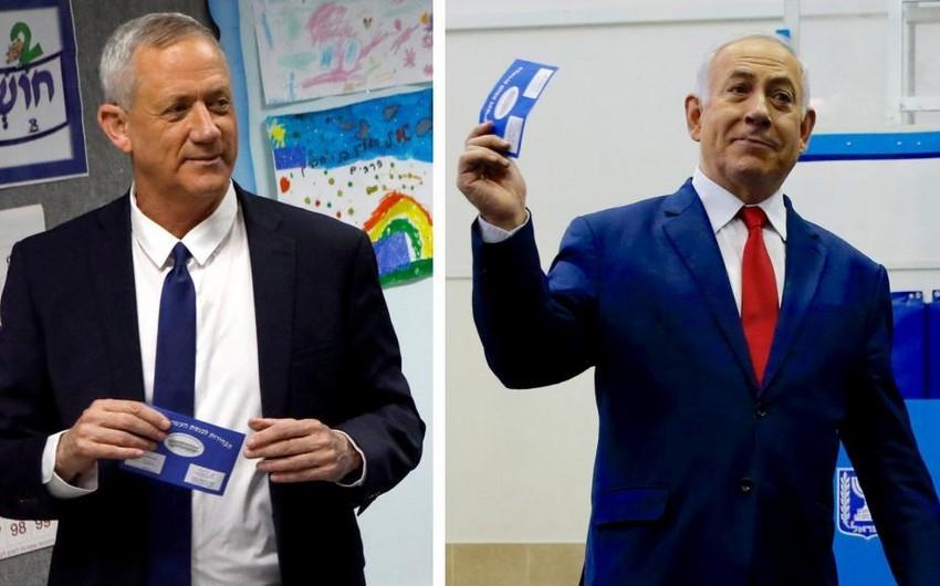 Арабские партии поддержали соперника Нетаньяху