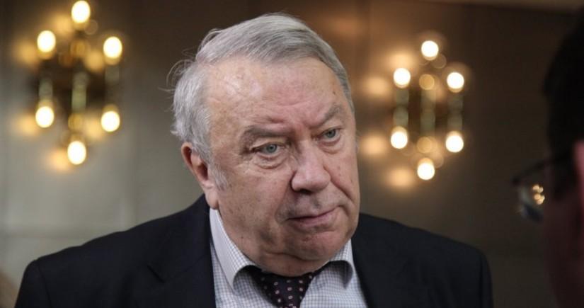 Умер бывший президент Российской академии наук