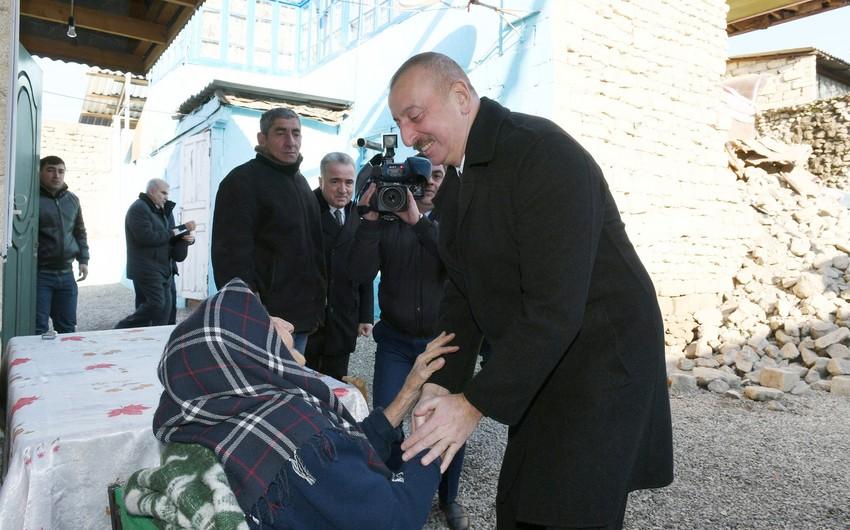 Prezidentin hədəfi Azərbaycanı dünyada inkişaf etmiş ölkələr səviyyəsinə çıxarmaqdır - RƏYLƏR