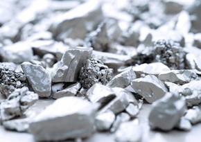 Bu il Azərbaycanda gümüş istehsalı 8 %-dək artıb