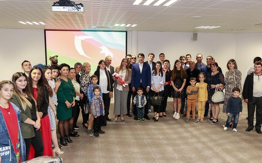 Azerbaijani school Karabakh in Nantes to expand its activities