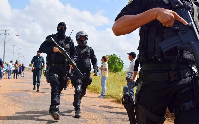 Braziliyada türmədə qiyam zamanı ən azı 30 nəfər ölüb