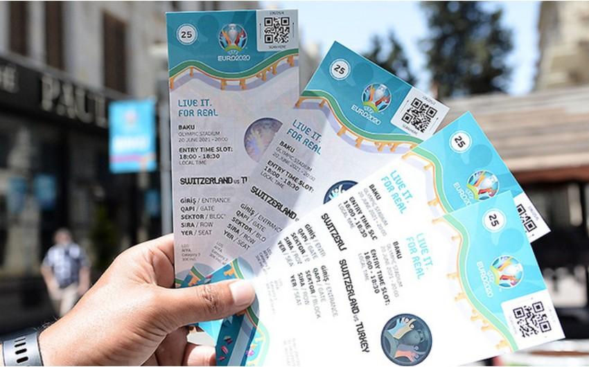 AVRO-2020: Bakıdakı oyunlar üçün satılan biletlərin sayı açıqlandı