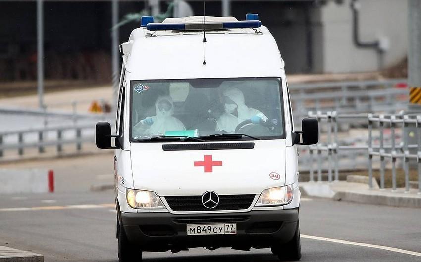 Moskvada daha 8 koronavirus xəstəsi öldü