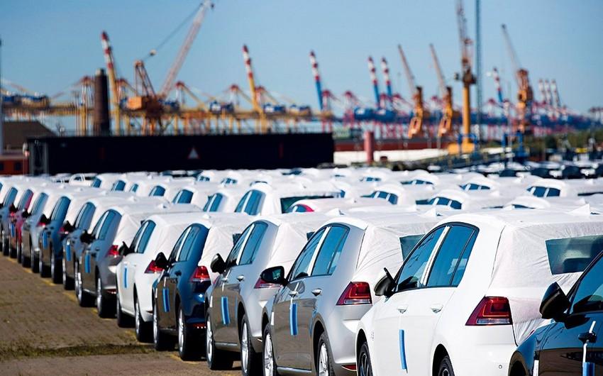 Azərbaycan Gürcüstandan avtomobilidxalını65%artırıb