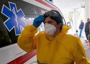 Armenia confirms 21 new coronavirus deaths