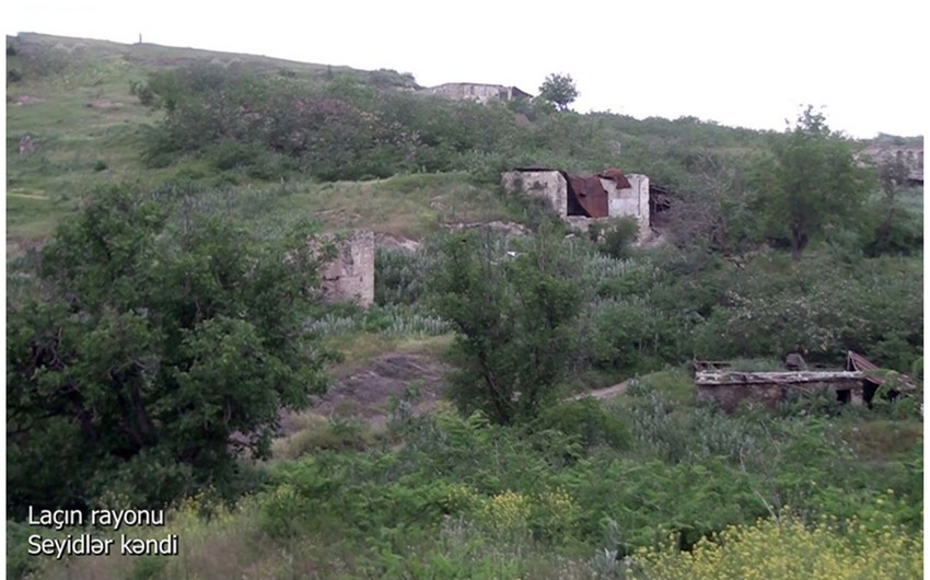 Laçının Seyidlər kəndi -