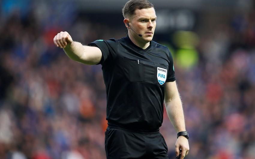 UEFA Qarabağın oyununu şotlandiyalı hakimlərə tapşırdı