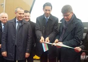 France presents first Prima M4 passenger locomotives for Azerbaijan