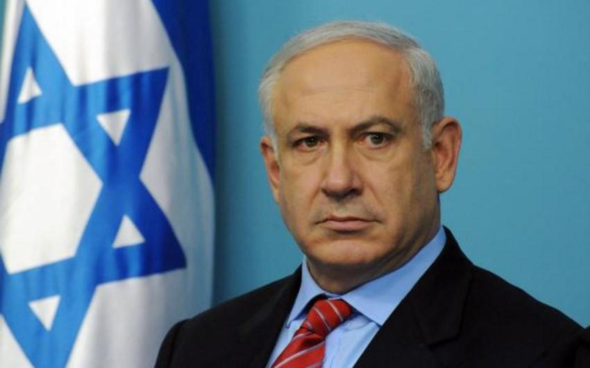 İsrailin baş naziri senatorlarla qapalı görüşdən imtina edib