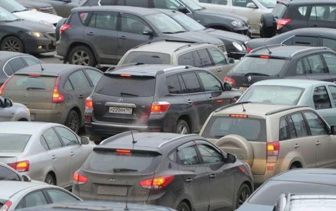 На шоссе Баку-Сумгайыт образовались пробки