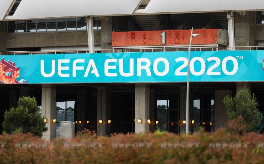 Bakı Olimpiya Stadionu AVRO-2020-yə hazırdır - VİDEO