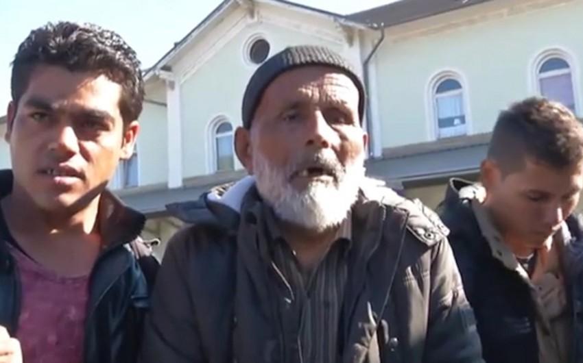 Əfqanıstandan olan 110 yaşlı qaçqın Almaniyaya sığınıb