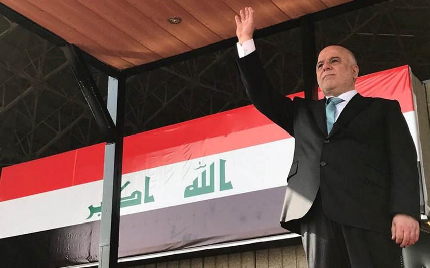 İraqın baş naziri Mosul uğrunda döyüşün başa çatdığını elan edib