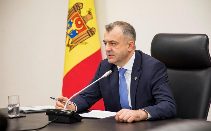 Moldova PM Chicu resigns