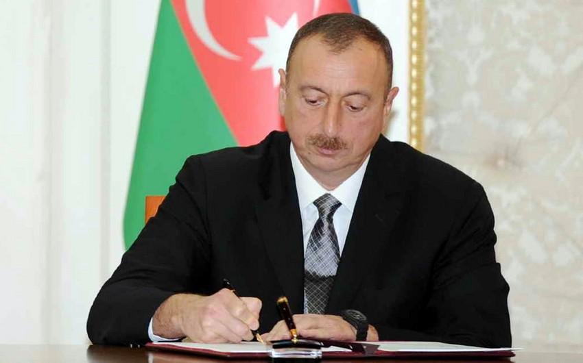 Azərbaycan Prezidenti dövlət əmlakının özəlləşdirilməsinin sürətləndirilməsi haqqında fərman imzalayıb