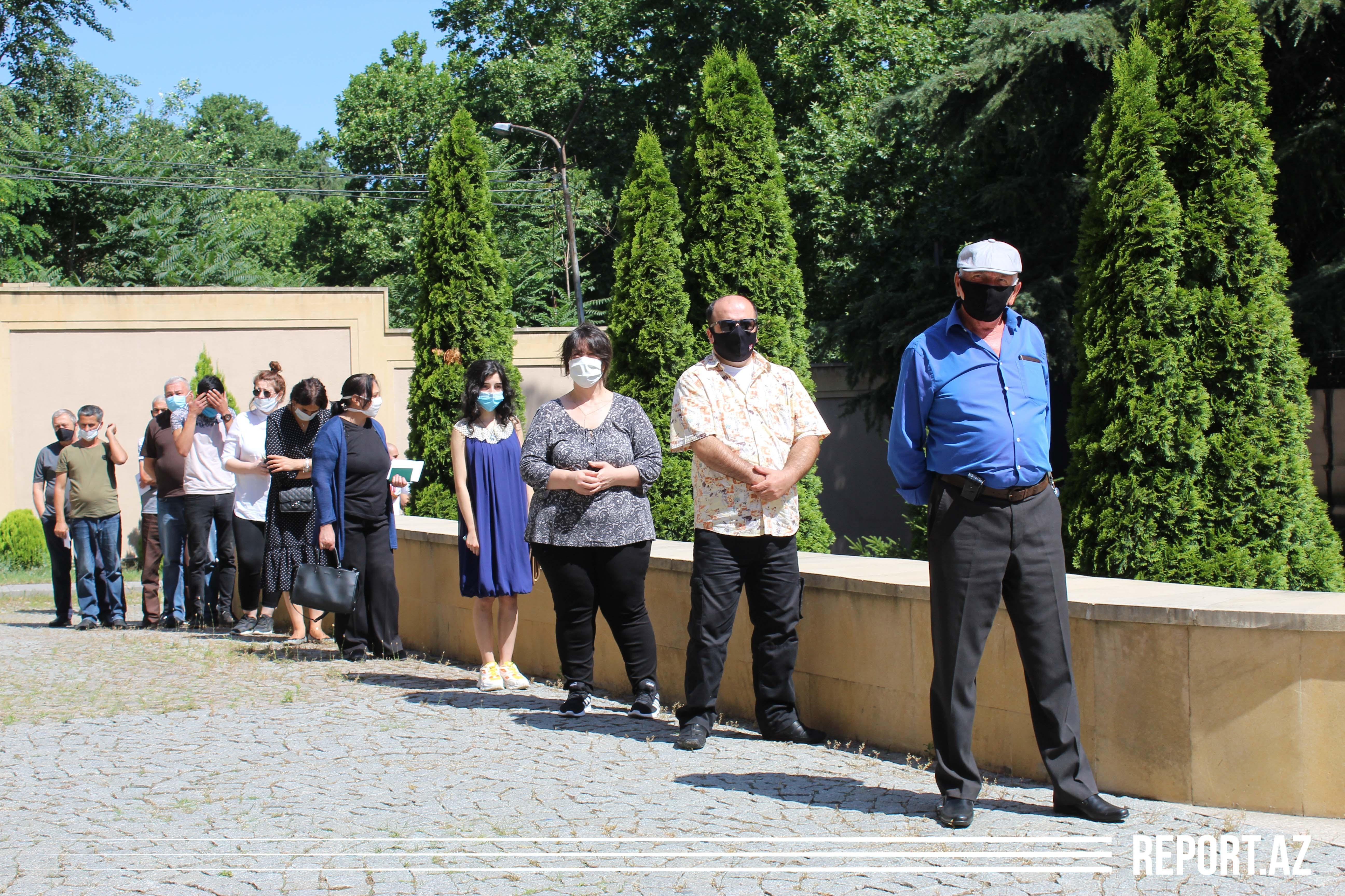 Из Грузии эвакуируют около 180 граждан Азербайджана