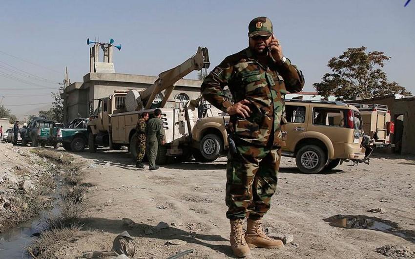 Əfqanıstanda Taliban terrorçularının hücumu nəticəsində 6 hərbçi həlak olub
