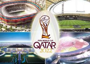 DÇ-2022: Cənubi Amerika zonasının oyunları təxirə salındı