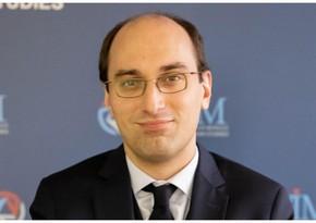 Максим Гауин: Деятельность армянской диаспоры во Франции ослабла