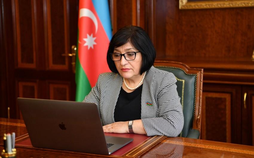 Sahibə Qafarova: Türkiyə ilə Azərbaycan böyük işlər bacarır