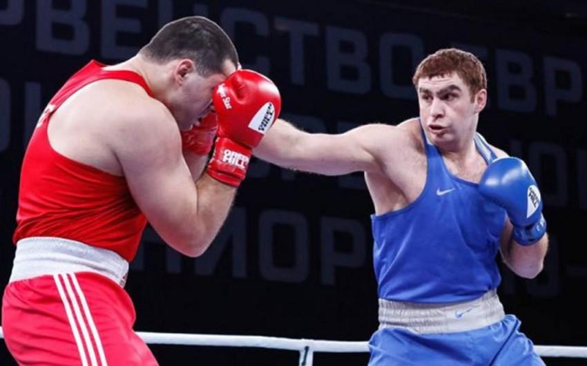 Minsk 2019 boksçu Bəxtiyar Qazıbəyov uduzaraq, çıxışını erkən başa vurub
