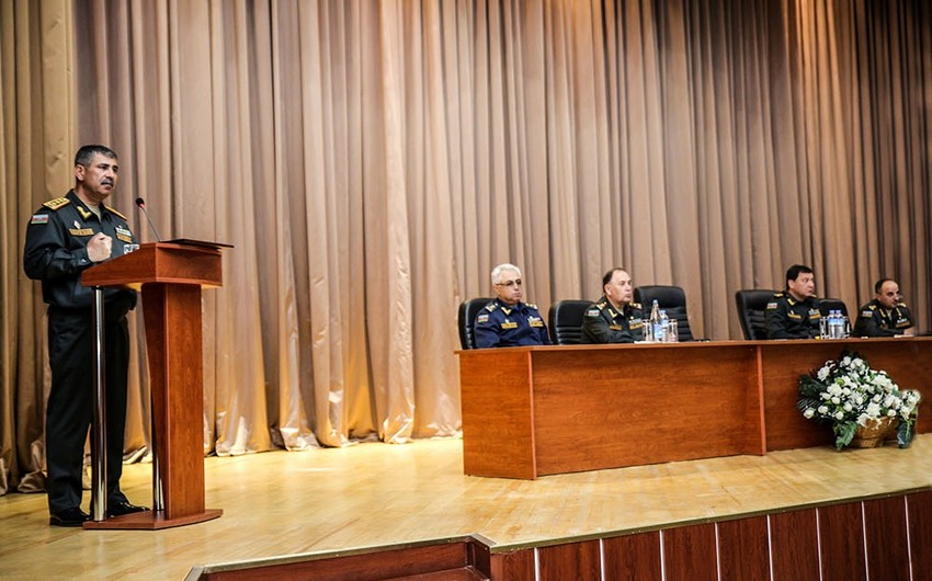 Defence Minister: Main task of Azerbaijani Army is to be ready for war
