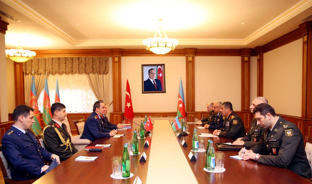 Azerbaijan and Turkey may expand military and security cooperation