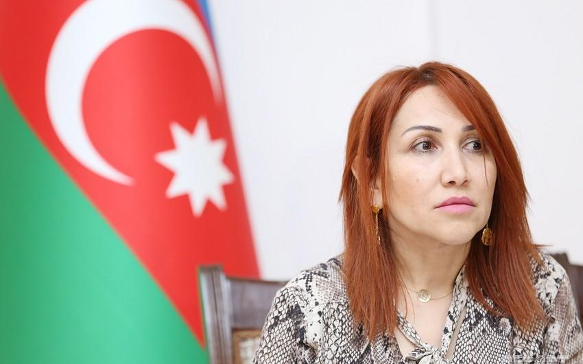 """İradə İbrahimova: """"Ağac əkək, qoruyaq, bu ənənəni yaşadaq!"""" kampaniyasını hər kəs dəstəkləyir"""""""