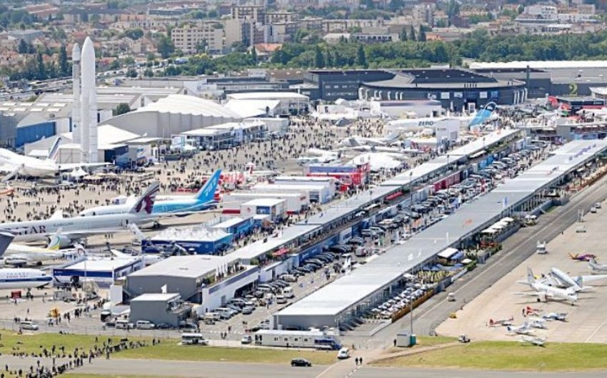 French Le Bourget launches annual international aerospace exhibition