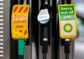 Britaniya hökuməti benzin böhranını hərbçilərlə həll etmək istəyir
