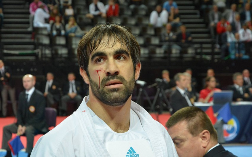 Azərbaycan karateçisi Rafael Ağayev Avropa çempionatının finalına yüksəlib