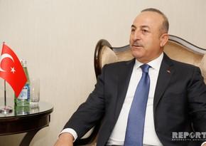 Cavusoglu: If Armenia fulfills provisions, Azerbaijan and Turkey may normalize relations with it