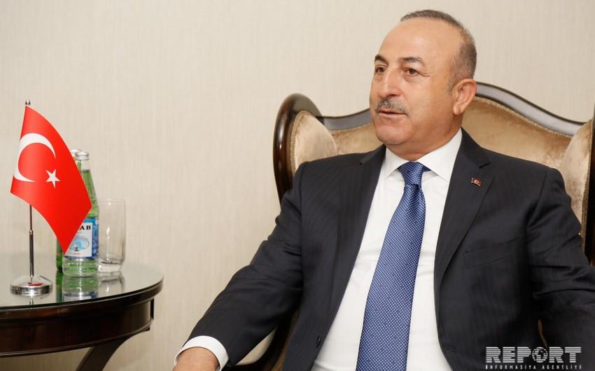 Mövlud Çavuşoğlu: -