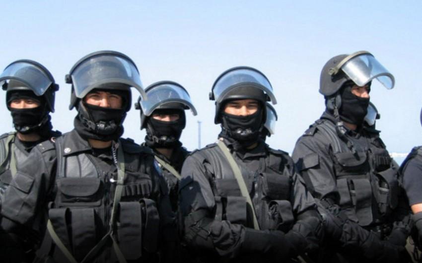 Qazaxıstan təhlükəsizlik qüvvələri Aktobedə genişmiqyaslı xüsusi əməliyyat həyata keçirir