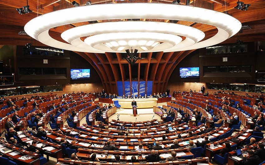 ​PACE session starts in Strasbourg