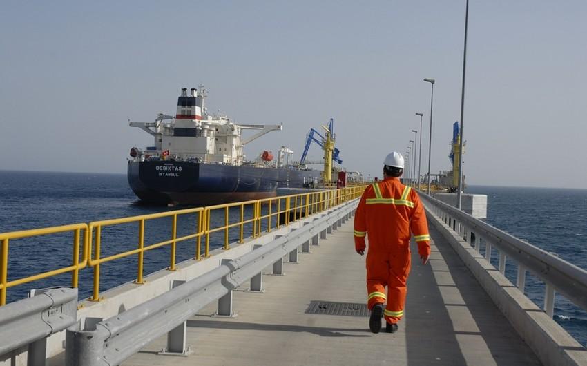 SOCAR Supsa limanından xam neft ixracını artırıb