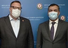 Azərbaycan və Monteneqro arasında turizm əlaqələri müzakirə olunub