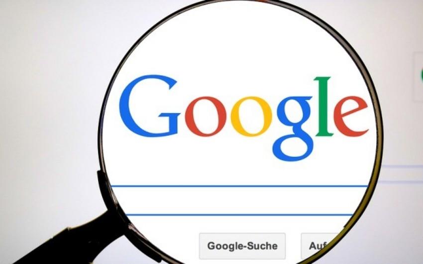 Googleun işində problem yaranıb