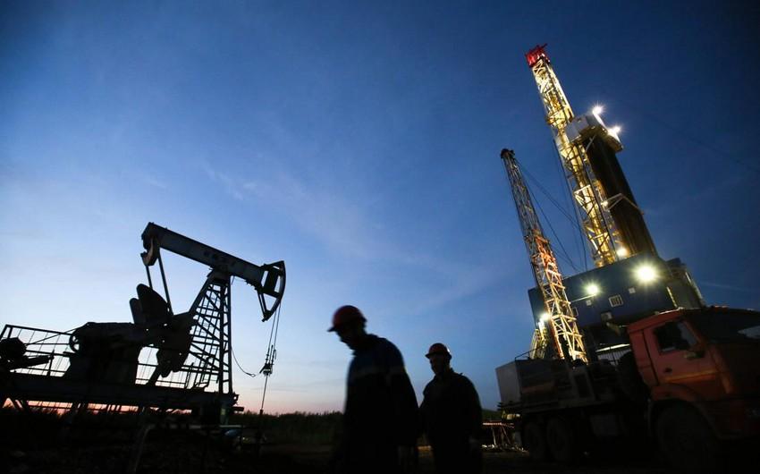 """""""Brent"""" neftinin qiyməti 27 ABŞ dollarından yuxarı qalxıb"""