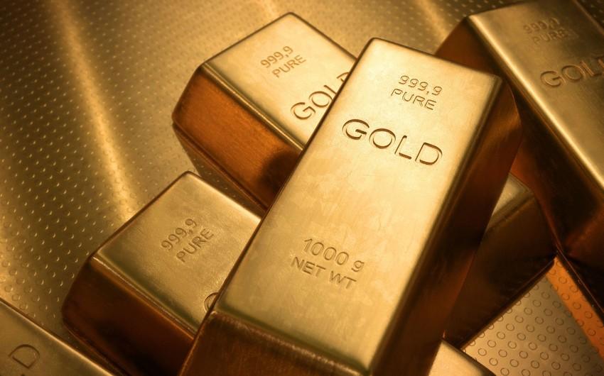 Azərbaycan qızıl ixracından gəlirini 12 % artırıb