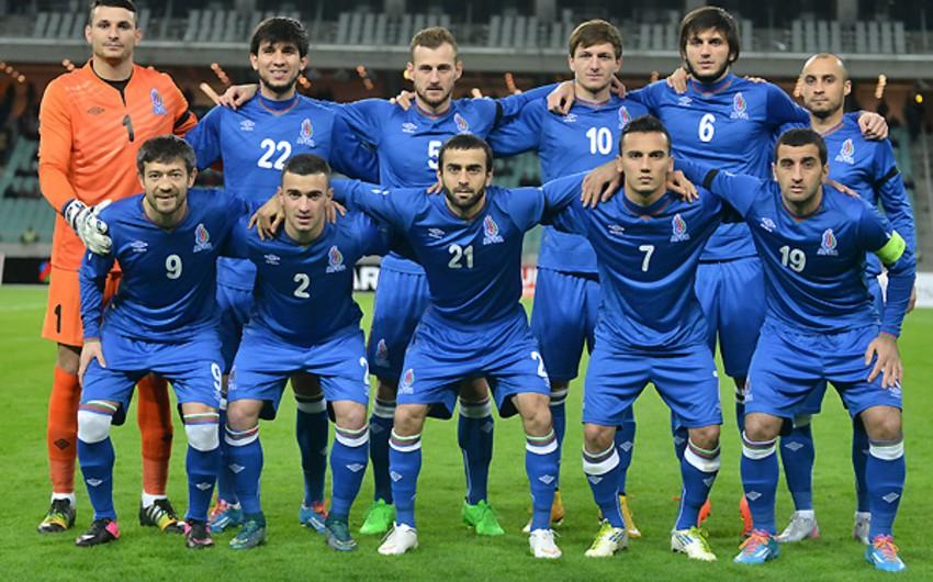 Azərbaycan millisi Şimali İrlandiya ilə oyuna yeni formada çıxacaq
